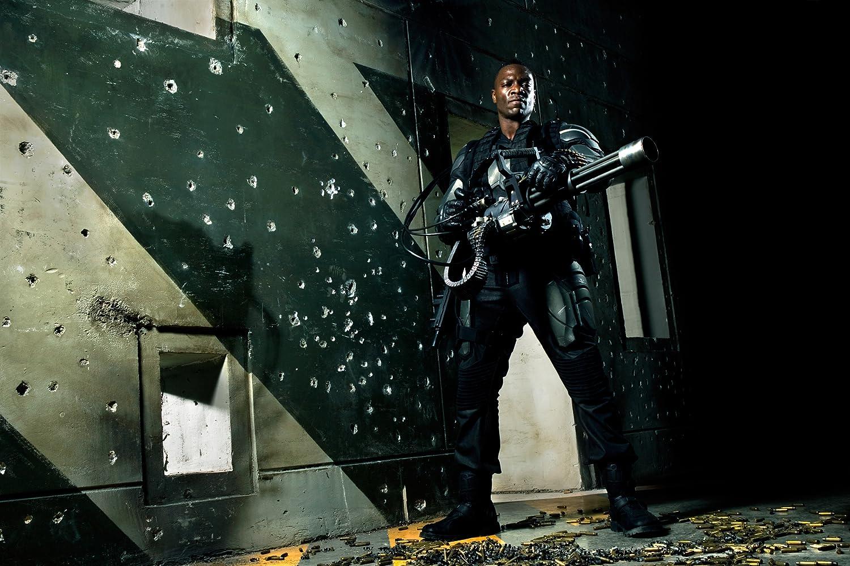 Adewale Akinnuoye-Agbaje in G.I. Joe: The Rise of Cobra (2009)