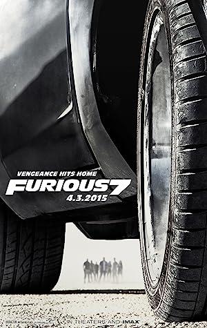 Furious 7 Pelicula Poster