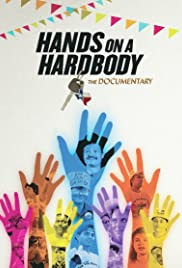 Hands on a Hardbody: The Documentary Poster