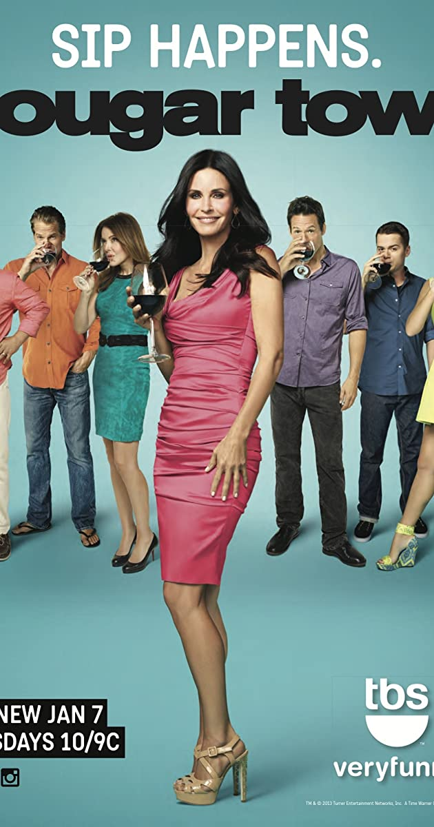 Cougar Town: Complete Series - Seasons 1 - 6 Blu-ray