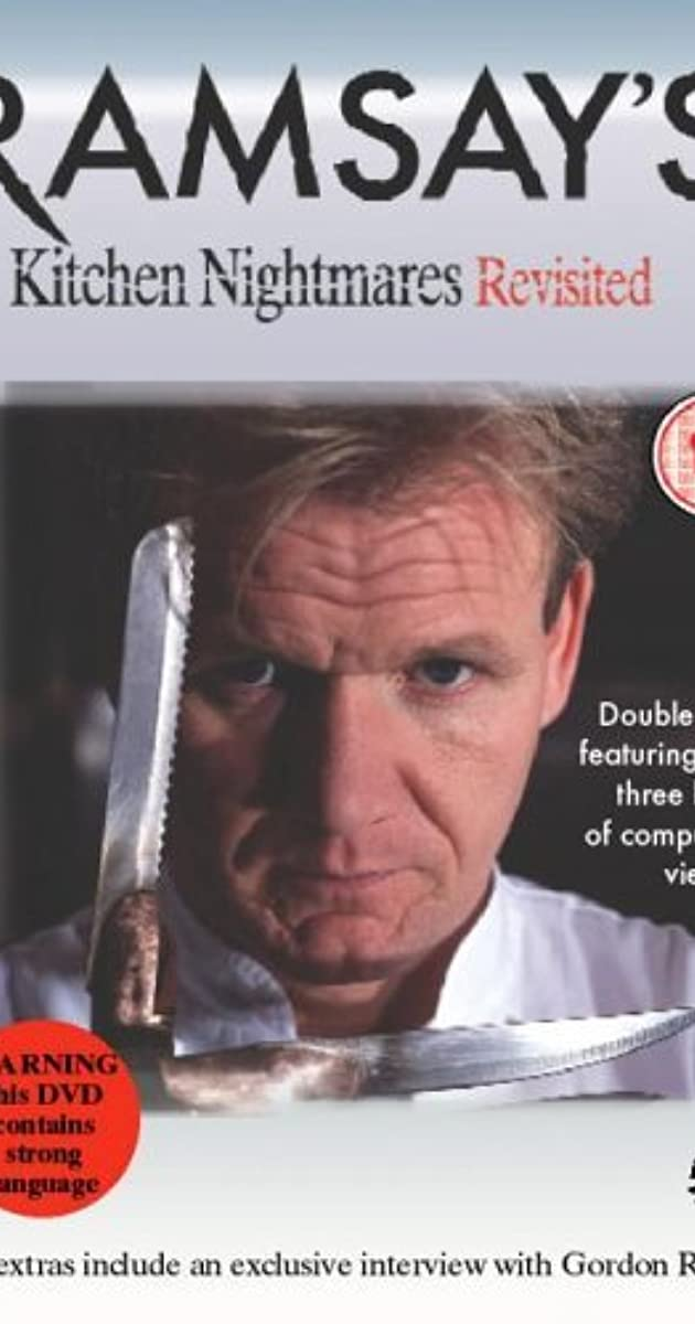 Ramsay S Kitchen Nightmares Streaming