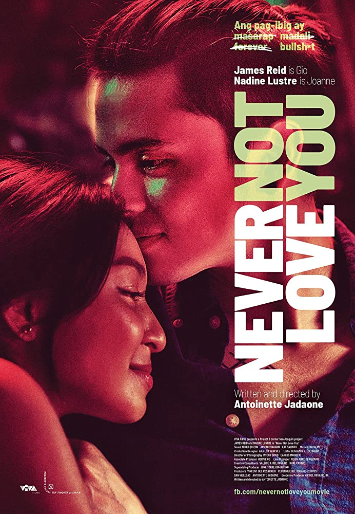 Never Not Love You (2018) HDRip