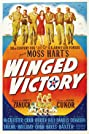 Winged Victory (1944) Poster