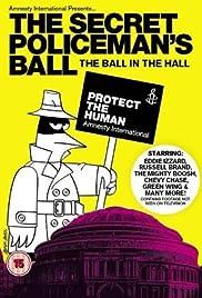 The Secret Policeman's Ball Poster
