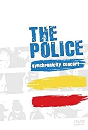 The Police: Synchronicity Concert Poster