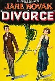 Divorce Poster