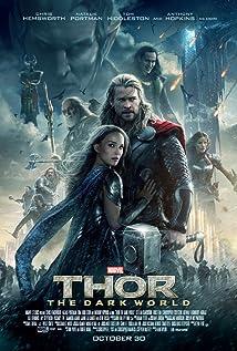 Thor: The Dark World (2013) Poster