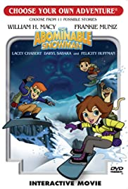 Choose Your Own Adventure: The Abominable Snowman Poster