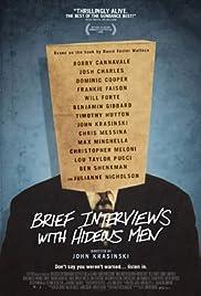 Brief Interviews with Hideous Men Poster