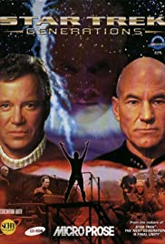 Star Trek: Generations (1997) Poster - Movie Forum, Cast, Reviews