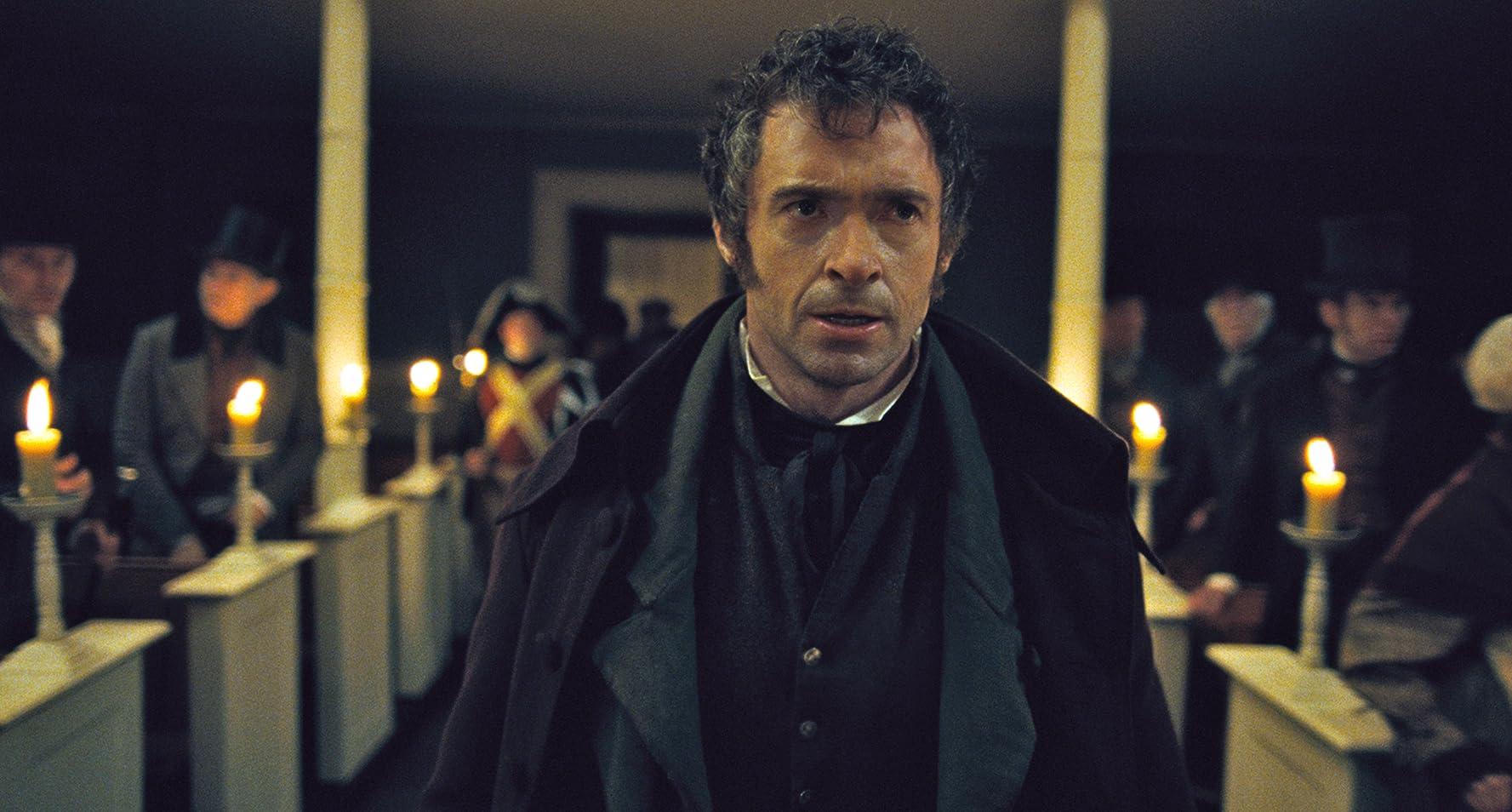 Hugh Jackman in Les Misérables (2012)