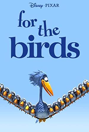 For the Birds poster