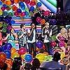 Hollie Cavanagh, Elise Testone, Skylar Laine, Joshua Ledet, and Colton Dixon at an event for American Idol (2002)
