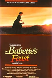 Babette's Feast Poster