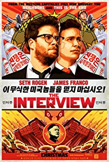 The Interview (2014) Blueray 1080p
