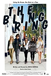 The Bling Ring (2013) Poster - Movie Forum, Cast, Reviews