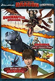 Dreamworks how to train your dragon legends video 2010 imdb dreamworks how to train your dragon legends poster ccuart Gallery