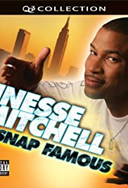 Finesse Mitchell: Snap Famous Poster
