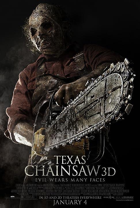 Texas Chainsaw 3D (2013) BRRip 720p Dual Audio 800MB