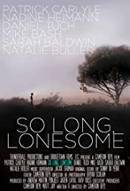 So Long, Lonesome Poster