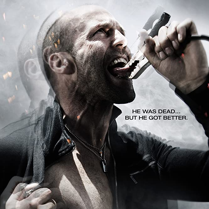 Jason Statham in Crank: High Voltage (2009)