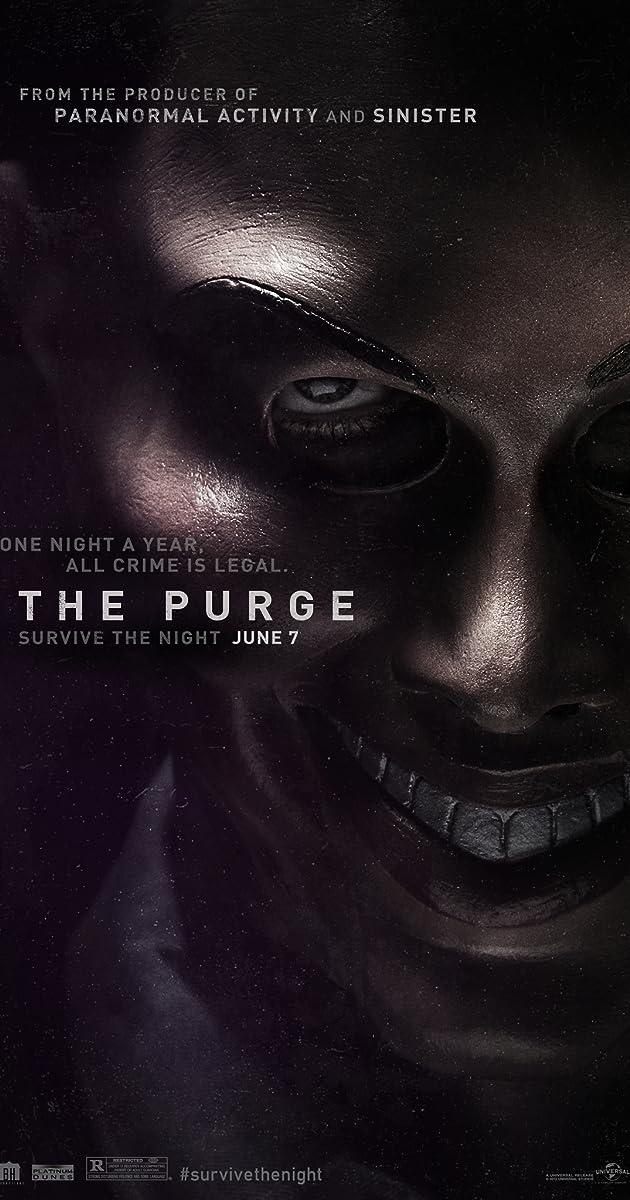 the purge 2013 imdb