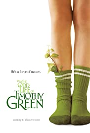 The Odd Life of Timothy Green Poster
