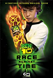 Ben 10 race against time tv movie 2007 imdb ben 10 race against time poster voltagebd Image collections