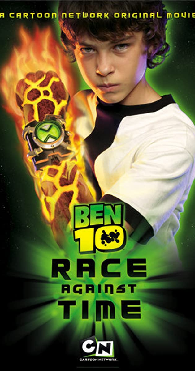 Ben 10 Race Against Time Tv Movie 2007 Imdb