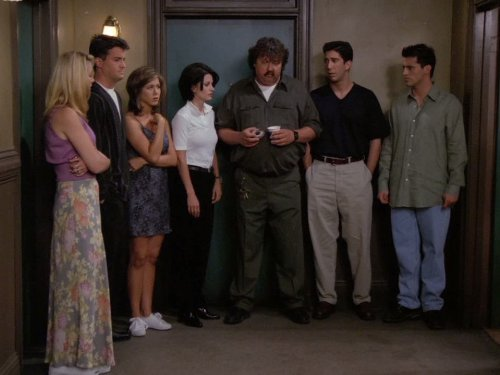 Friends: The One Where Heckles Dies | Season 2 | Episode 3