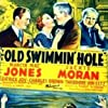 Charles D. Brown, George Cleveland, Marcia Mae Jones, Leatrice Joy, Jackie Moran, and Theodore von Eltz in The Old Swimmin' Hole (1940)