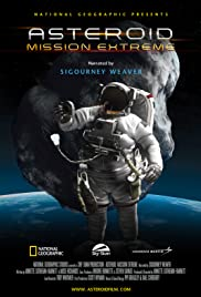 Asteroid: Mission Extreme Poster