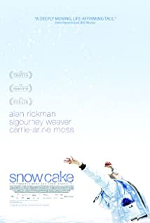 Snow Cake (2006) Poster