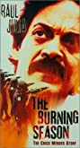 The Burning Season: The Chico Mendes Story (1994) Poster
