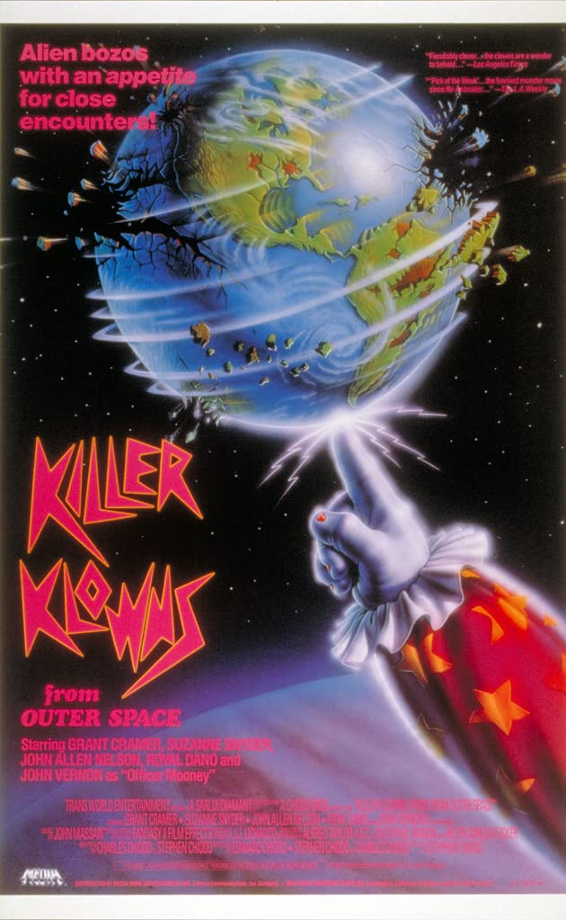 Killer Klowns from Outer Space (1988) - IMDb