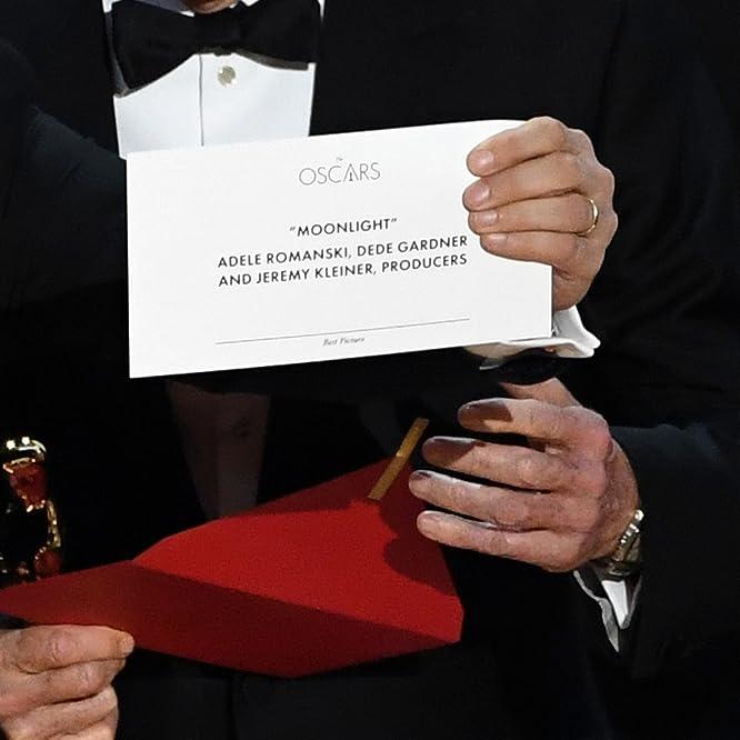 Jordan Horowitz at an event for The Oscars (2017)