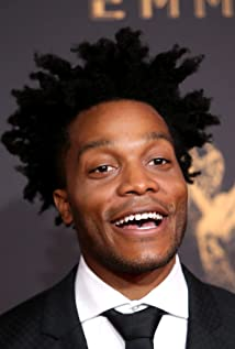 The 30-year old son of father (?) and mother(?), 173 cm tall Jermaine Fowler in 2018 photo