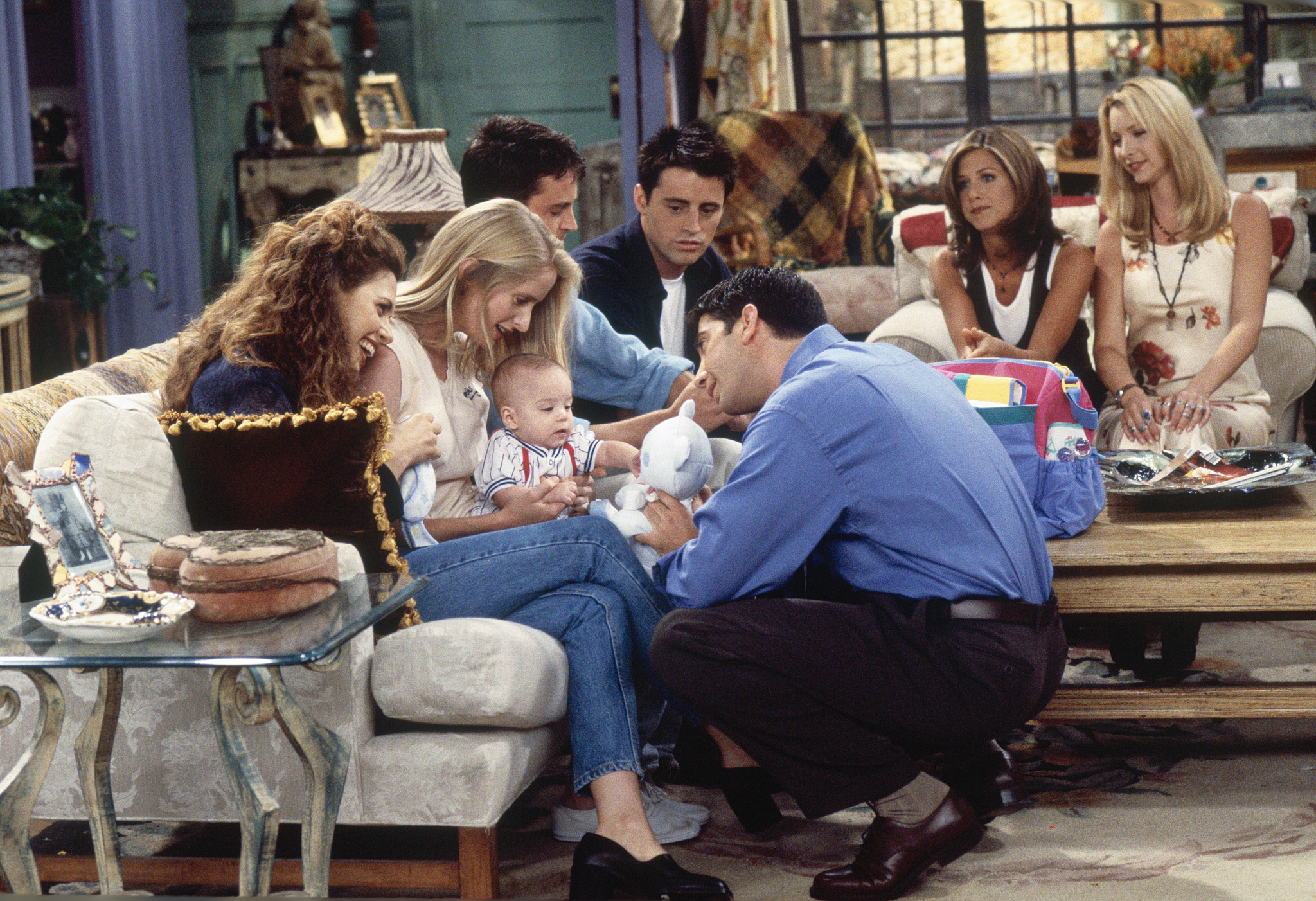 Friends: The One with the Breast Milk | Season 2 | Episode 2