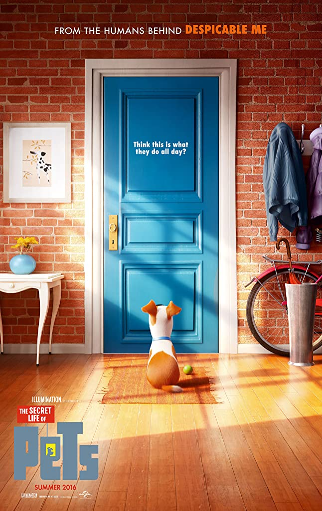 The Secret Life of Pets - Teaser Trailer 1