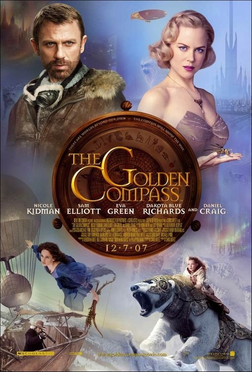 The Golden Compass (2007) Hindi Dubbed Movie