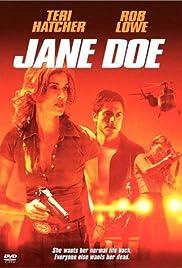 Jane Doe Poster