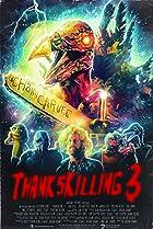 ThanksKilling 3 (2012) Poster
