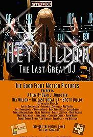 Hey Dillon Poster