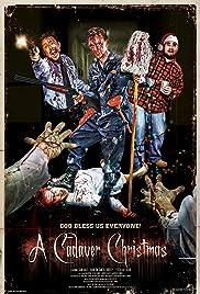 A Cadaver Christmas Poster