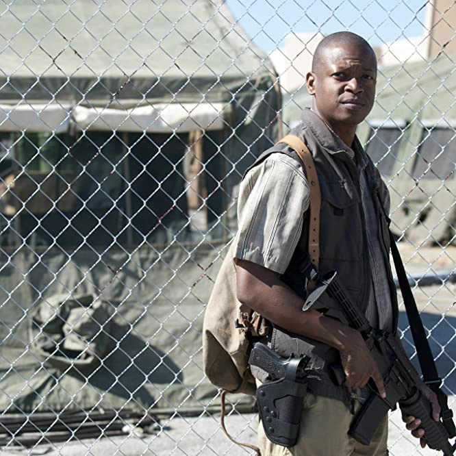 Lawrence Gilliard Jr. in The Walking Dead (2010)