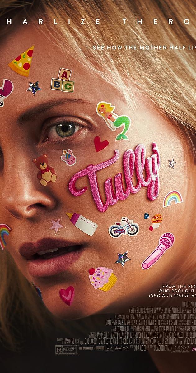 Auklė Tulė / Tully (2018)
