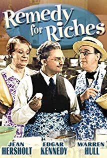 Remedy for Riches movie