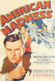 American Madness Poster