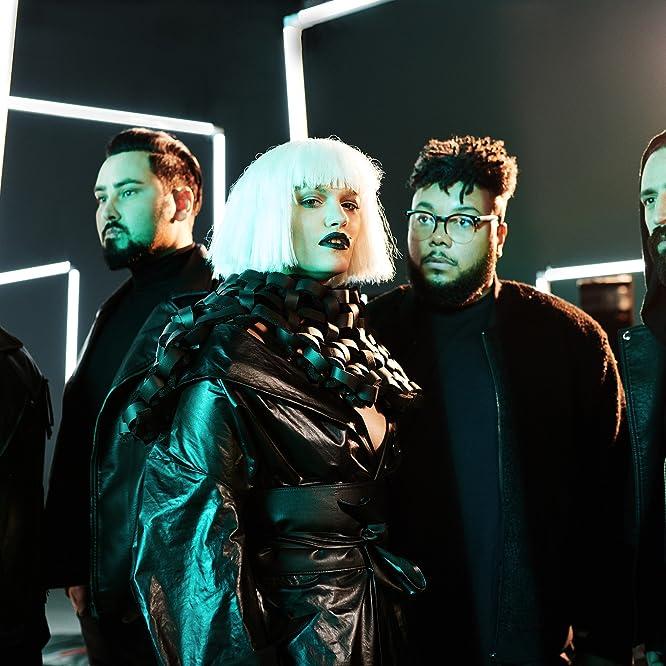 The Bulgarian pop group EQUINOX