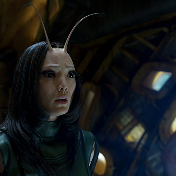 Pom Klementieff in Guardians of the Galaxy Vol. 2 (2017)